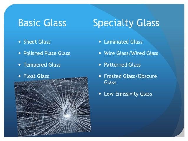 Recycling Window Glass