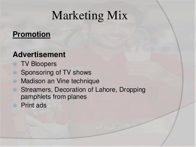 madison and vine marketing