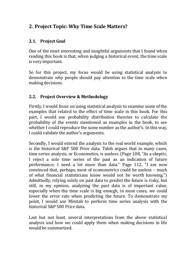 statistical research project Undergraduate statistics research project competition : this competition is for undergraduate students who conduct research projects that are statistically related, either methodological or applied the types of research projects may include research work from reu research projects, senior capstone research projects, or independent research .