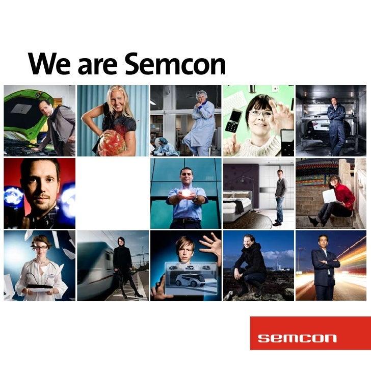 We are Semcon