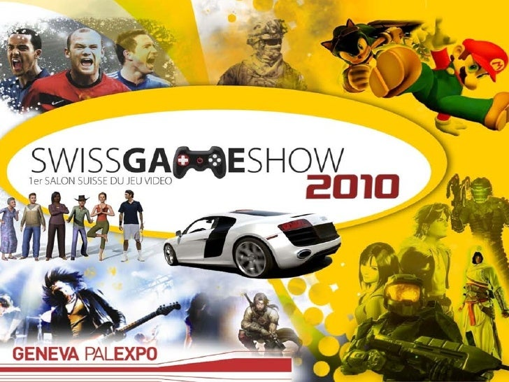 Dear Sir, Madam,  We are pleased to introduce to you The SWISS GAME SHOW – an event not to be missed! We are targeting a w...