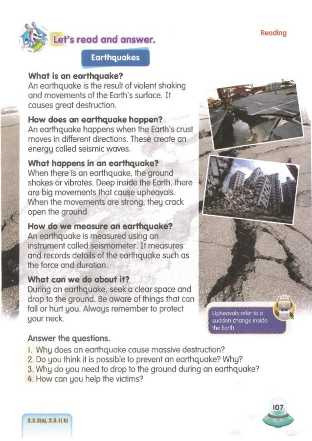 3.2.1 (a), 3.3.1 (b) 108 Basedon the news report above, imagine that you are one of the victims of theflood. Using the inf...