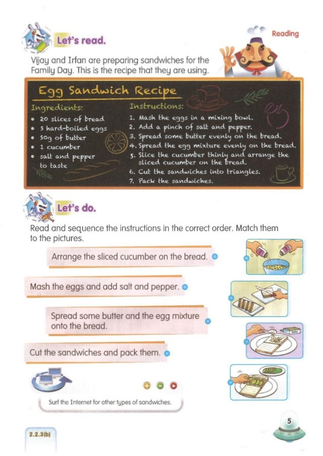 5 Surf the Internet for other types of sandwiches. Cut the sandwiches and pack them. Spread some butter and the egg mixtur...