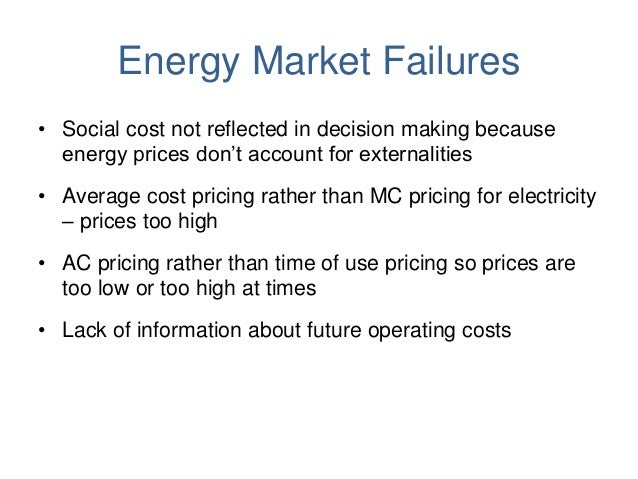 Economics Of Energy Efficiency