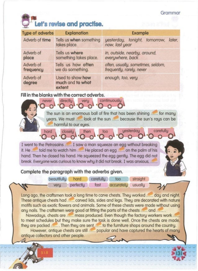 English Year 6 SK