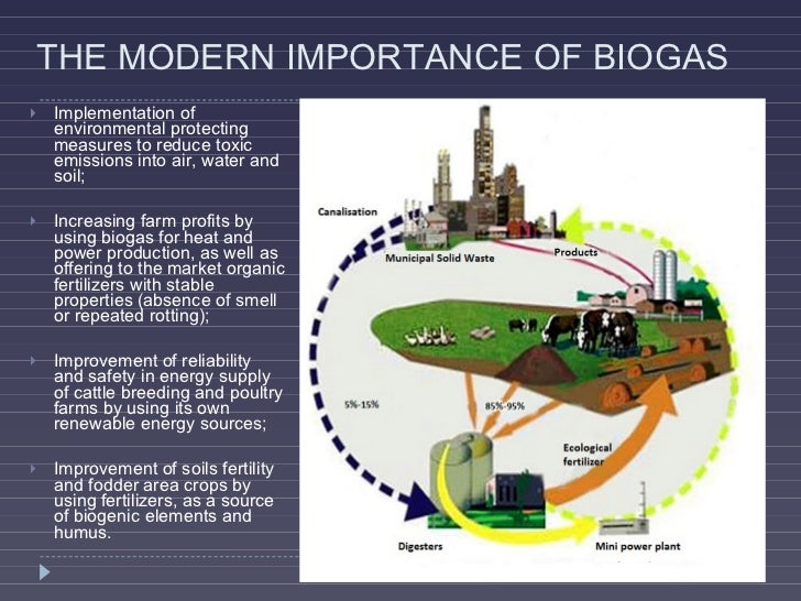 Enhancement of biogas plants efficiency by the improvement of hydraul…