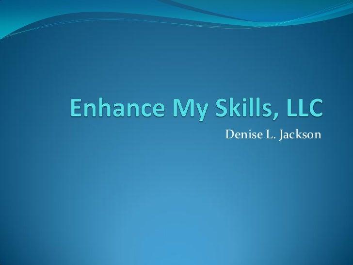 Denise L. Jackson
