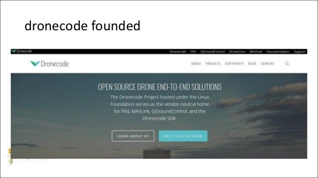 Enhancing drone application development using python and
