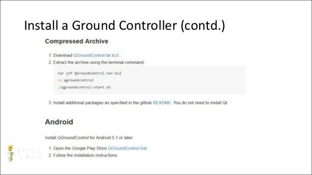 Enhancing drone application development using python and dronekit