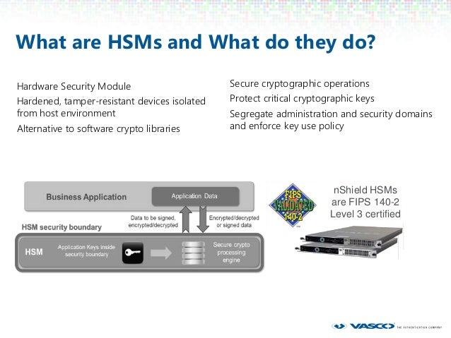 Enhancing identity protection solutions with a certified hsm