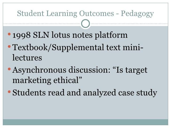 Enhancing Our Pedagogy Cit Conference Slide 3