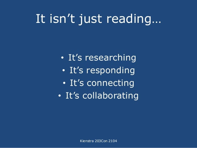 Enhancing your reading class with technology1 Slide 2