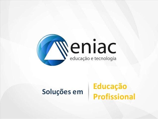 Educação Profissional Soluções em