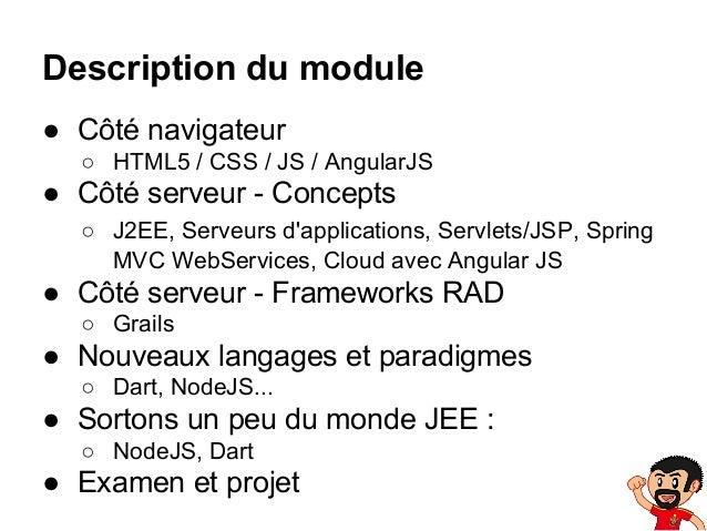 ENIB 2013-2014 - CAI Web #1: Côté navigateur 1/3 Slide 2