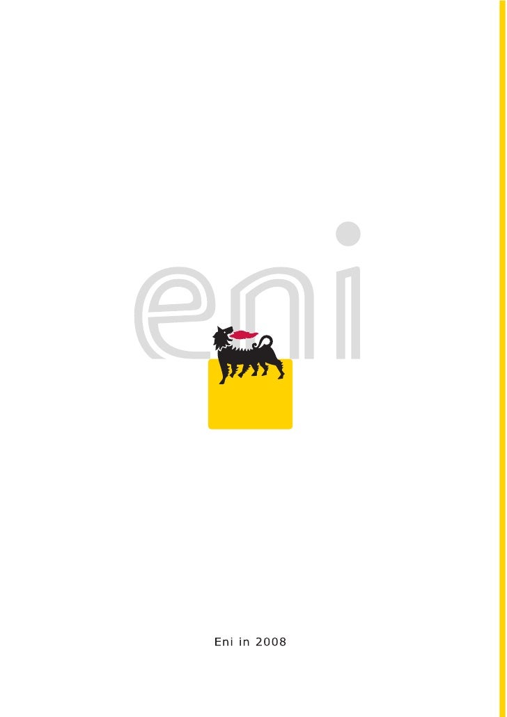 ENI GROUP RESULTS       THE ENI SHARE