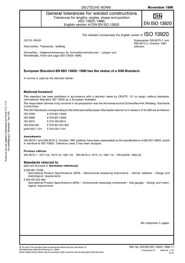 Din Iso 2768 M S Information and Ideas - Herz Intakt