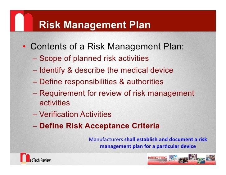 Risk management plan – scope | gantus ab.
