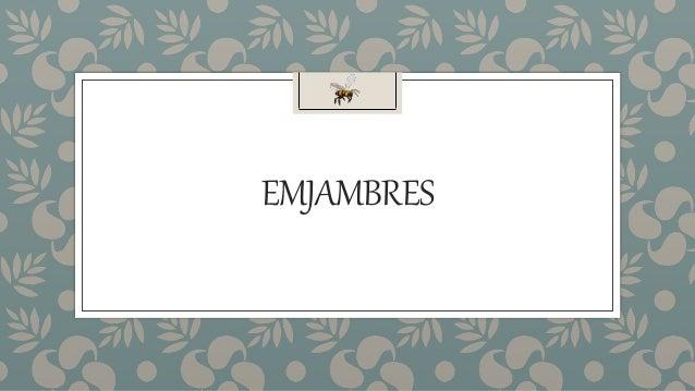 EMJAMBRES