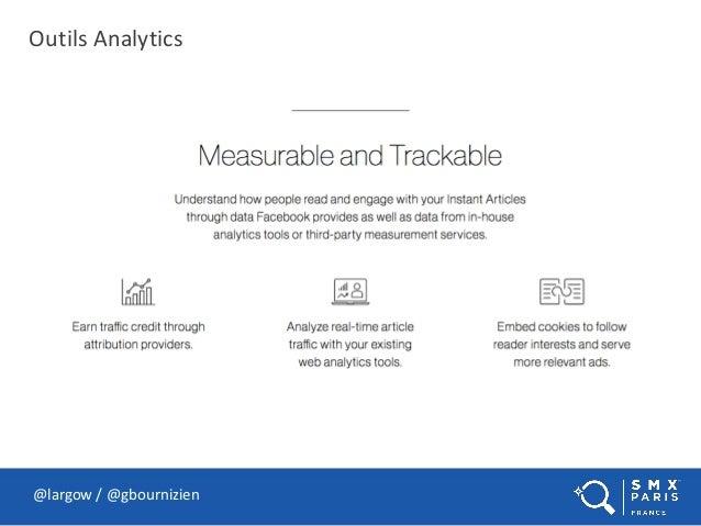 Outils Analytics @largow / @gbournizien