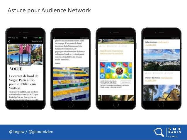 Astuce pour Audience Network @largow / @gbournizien