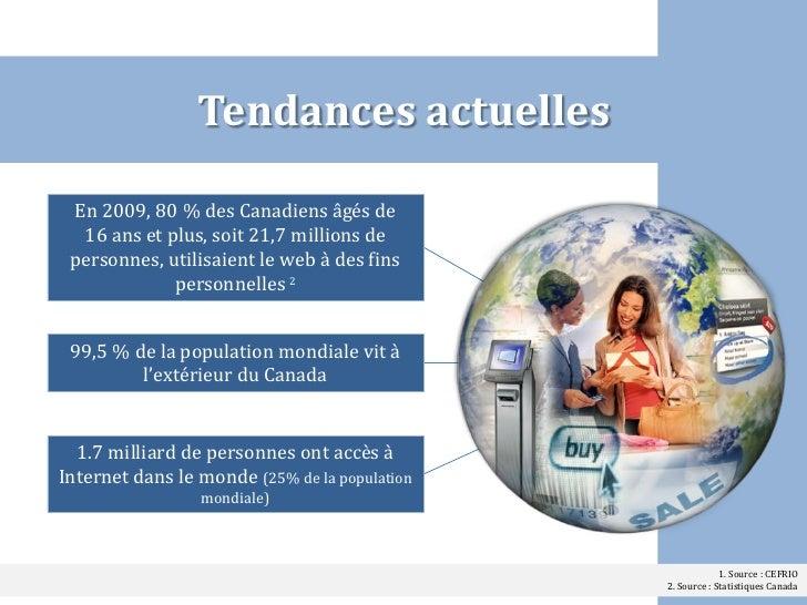 Commerce Électronique - Enjeux et tendances B2C Slide 3