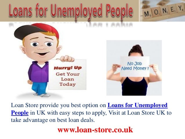 how to get a loan without a job or credit
