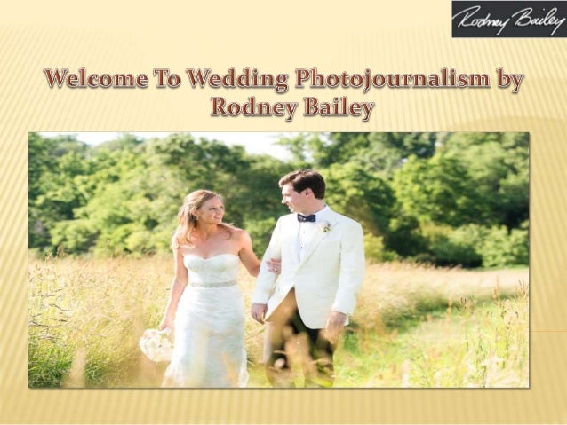 Rodney Bailey is among the finest wedding photographers in Washington DC with a pure passion for the art of photojournalis...