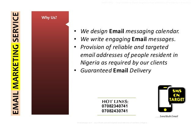 Calendar Design Nigeria : Enjoy bulk email marketing service in nigeria