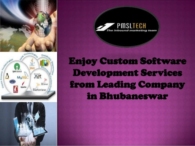 Enjoy custom software development services from leading ...