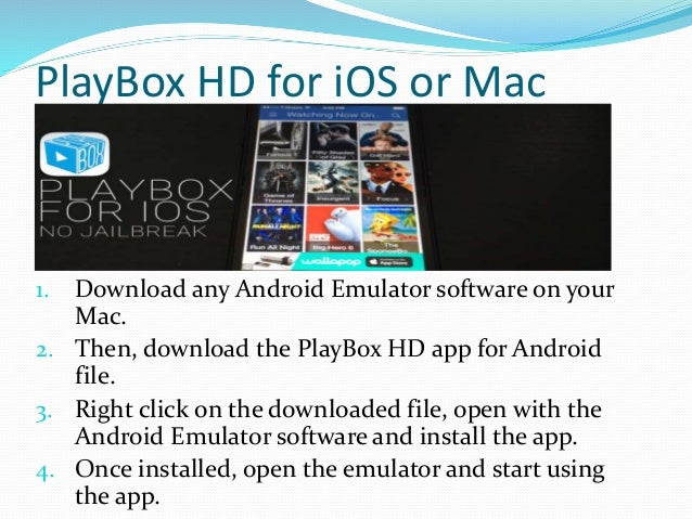 Playbox Hd Download For Mac