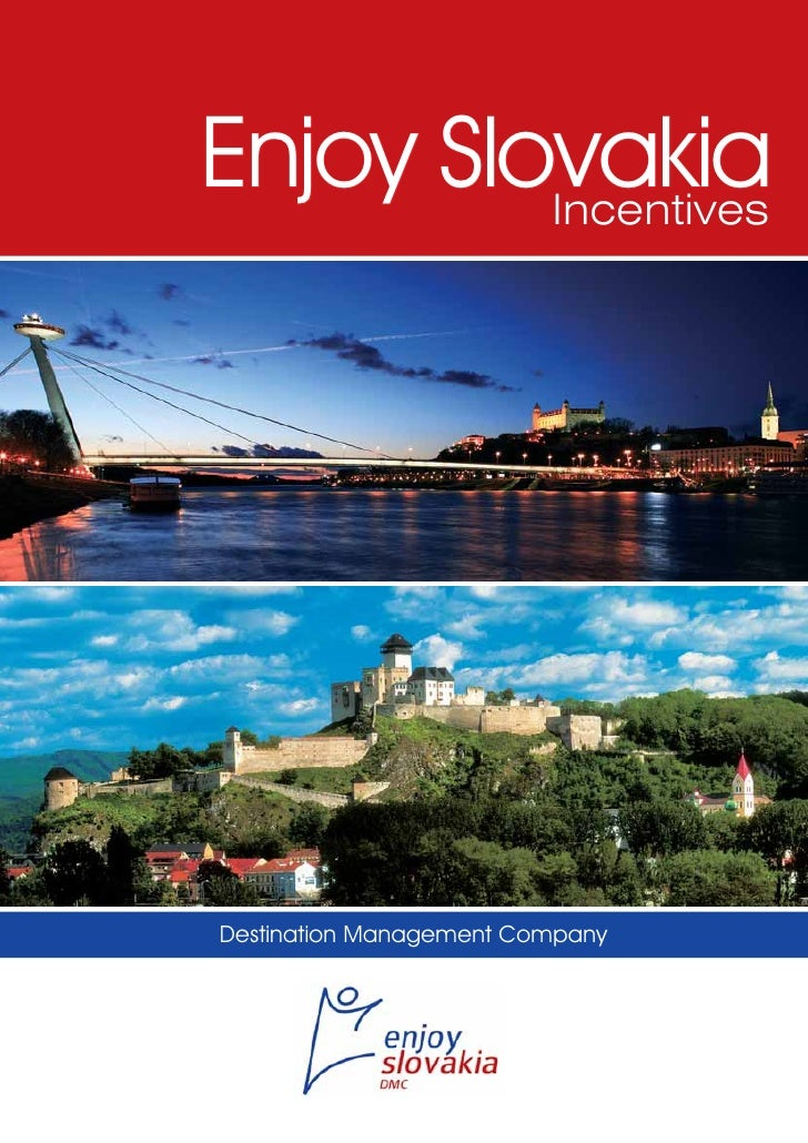 Enjoy Slovakia         IncentivesDestination Management Company
