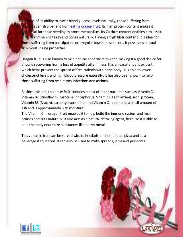 Enjoy the health benefits of dragon fruit Slide 2