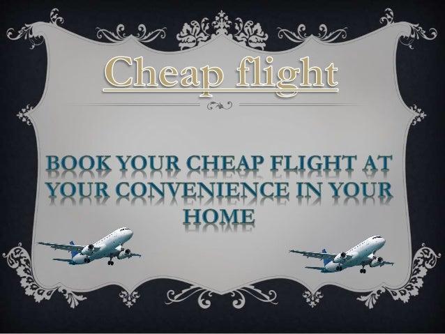 Cheap flights Slide 3