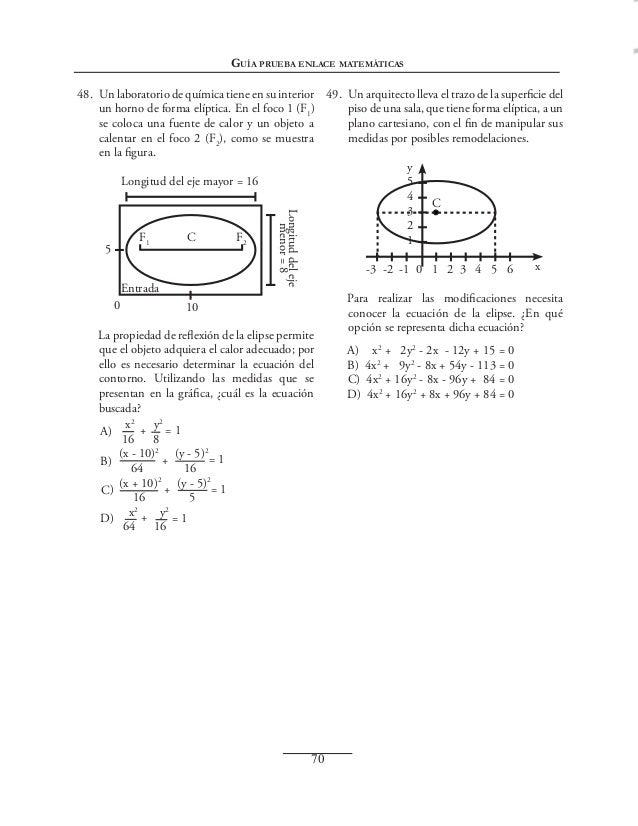 Enlace matematicas iii
