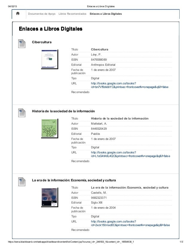04/02/13                                                              Enlaces a Libros Digitales      H          Documento...