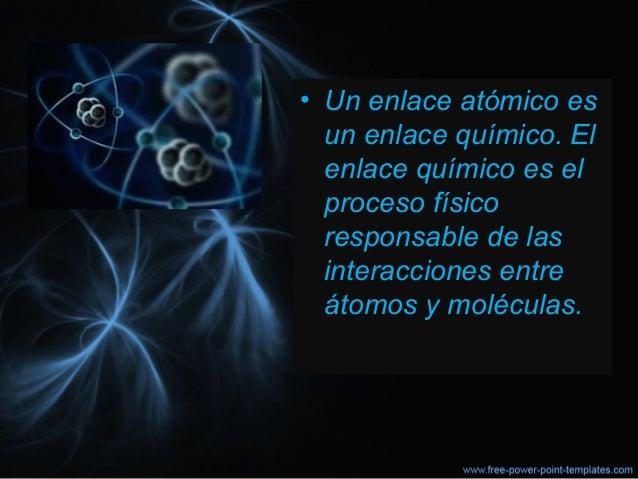 Enlaces quimicos Slide 2