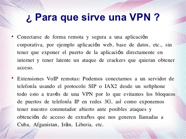 Mejor VPN para iPhone