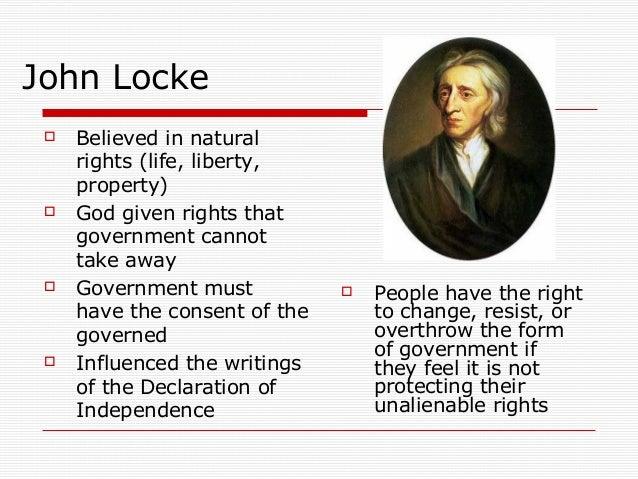 john locke life liberty