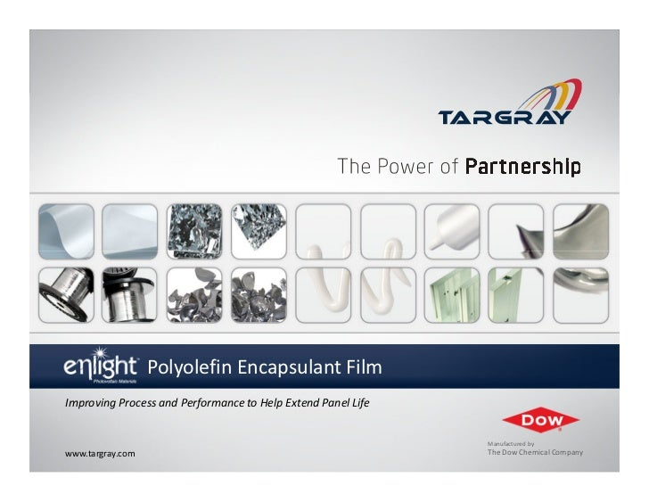Polyolefin Encapsulant FilmImproving Process and Performance to Help Extend Panel Life                                    ...