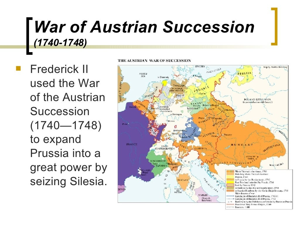 the war of the austrian succession War of the austrian succession - robert walpole and british foreign policy - a history of britain.