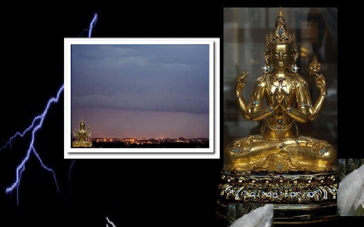 Enlighten Kuan Yin Avalokitesvara