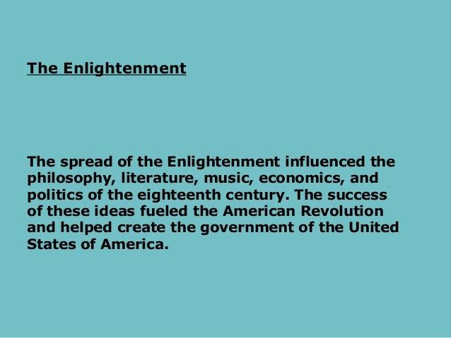 enlightenment 2012
