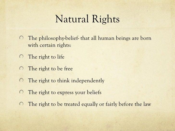 Enlightenment philosophers
