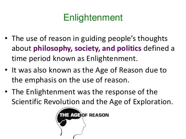 Enlightenment Roots