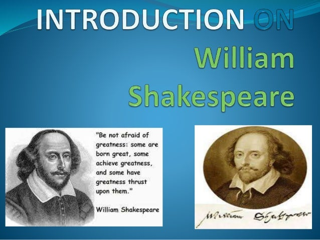 shakespeares greatness