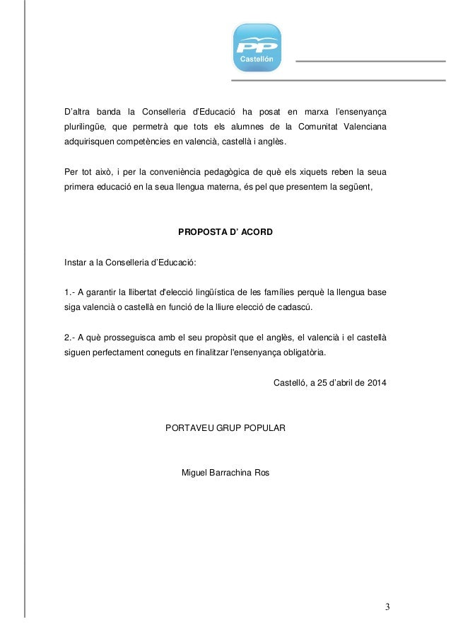 Enmienda valenciano 29.04.14 Slide 3