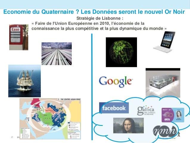Industrie numérique, fiscalité & digital studies - Michel Calmejane Slide 2