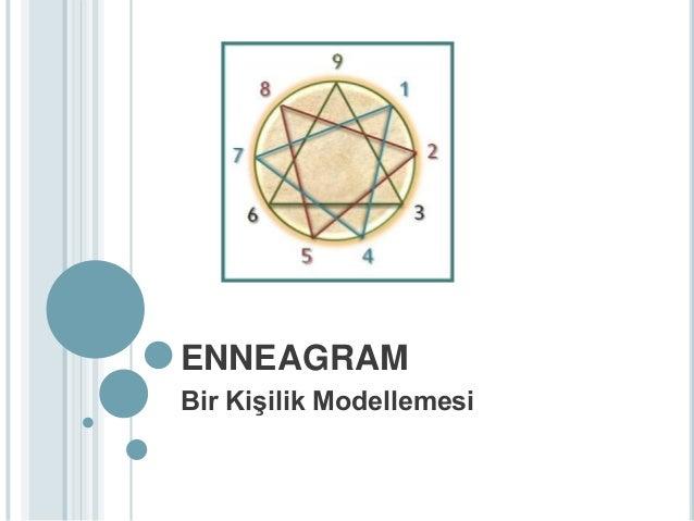 ENNEAGRAM  Bir Kişilik Modellemesi