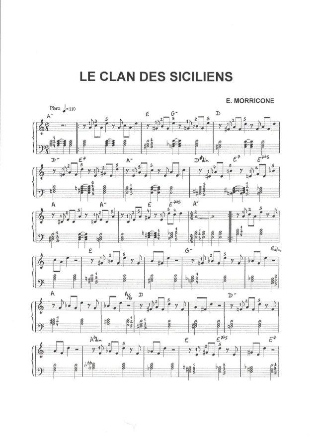 CLAN SICILIENS DES GRATUITEMENT TÉLÉCHARGER LE