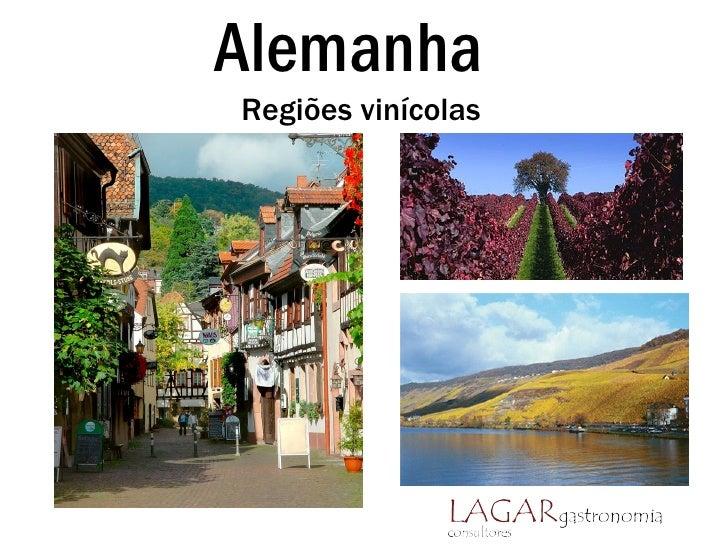 AlemanhaRegiões vinícolas